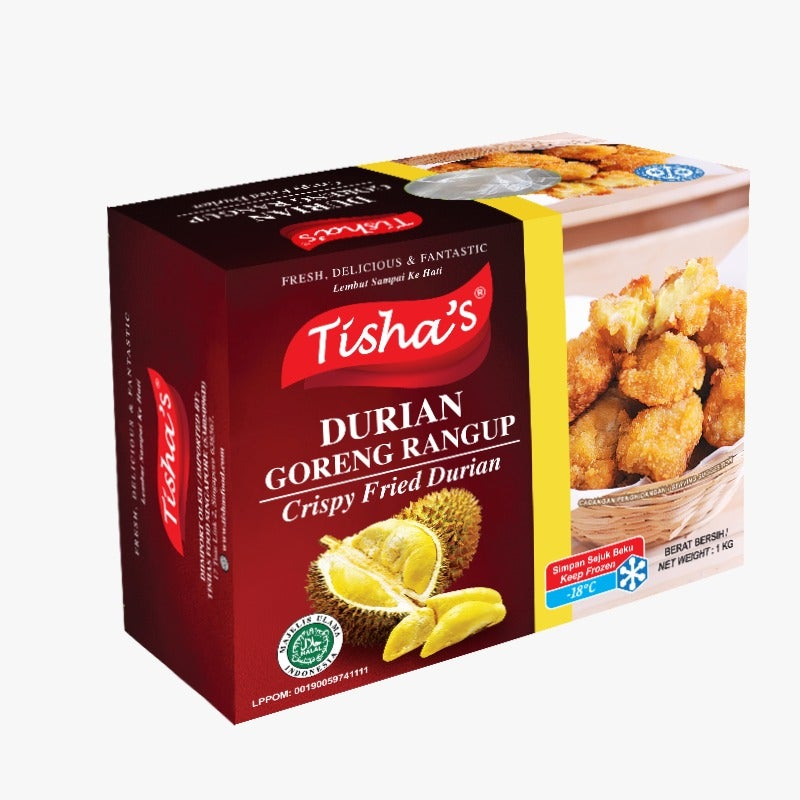 Image of Tishas Durian Fritters