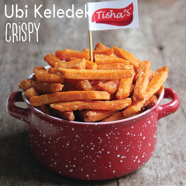 Image of Tishas Sweet Potato Sticks