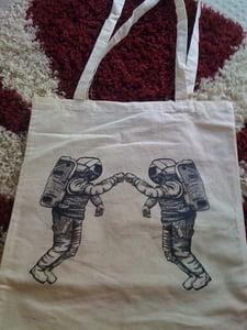 Image of Space Homies Tote Bag