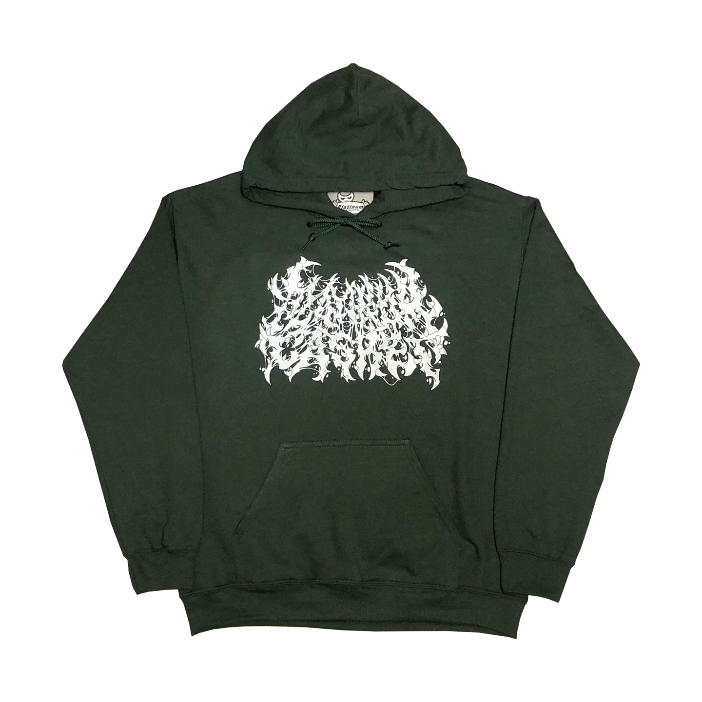 Platinum Casket Hooded Sweater