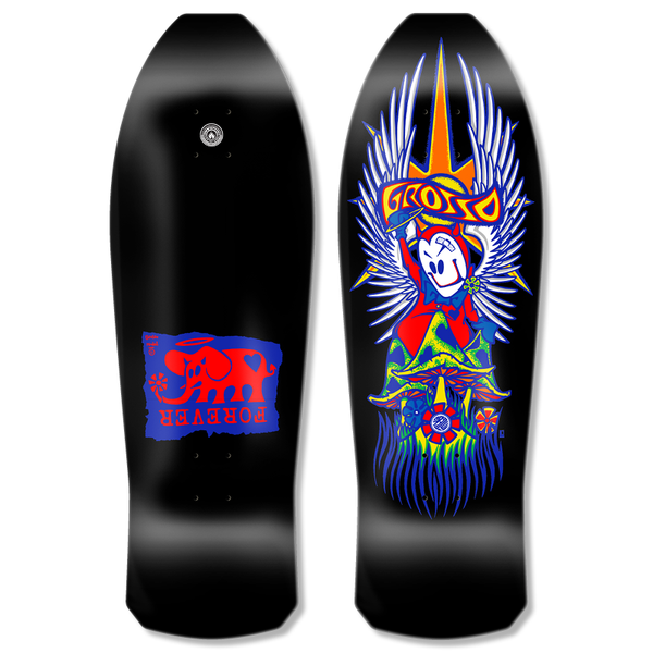 "Image of GROSSO ""FOREVER"" 1989 reissue BLACK DIP"