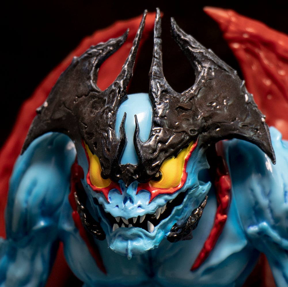 Image of MIKE SUTFIN DEVILMAN STOCK FIND!