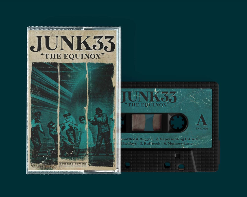 Junk33 - The Equinox (Cassette)