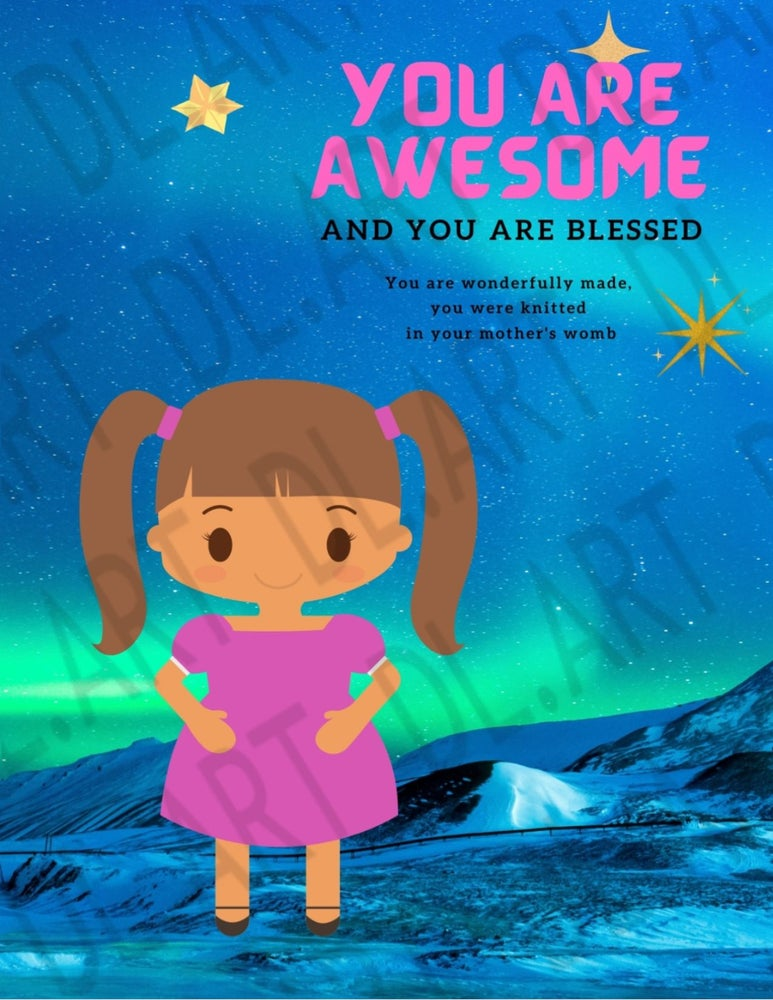 Image of You are Awesome!