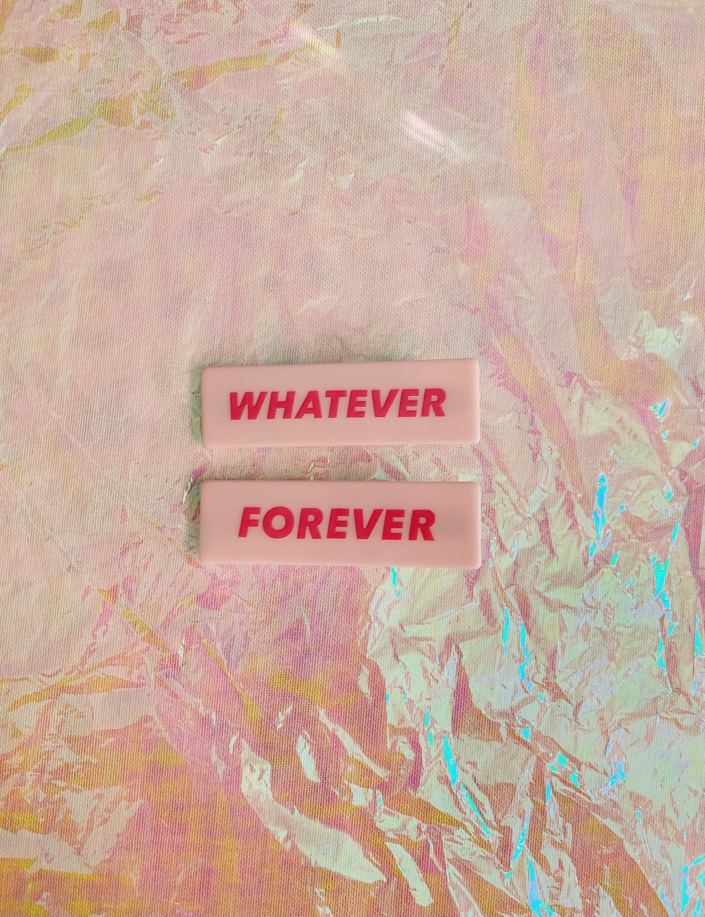 Image of Confetti Clips | WHATEVER FOREVER