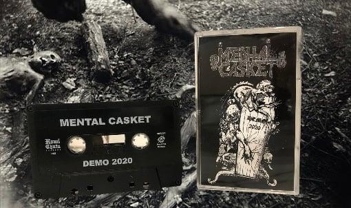 Image of Mental Casket - Demo 2020