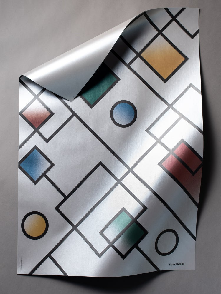 Image of Piet Wrapping Paper
