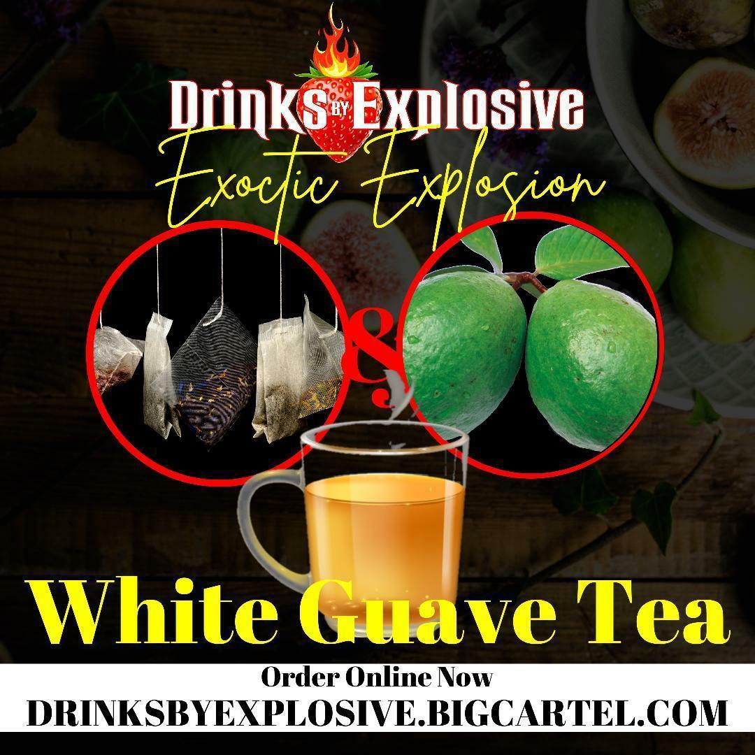 Image of Guava/White Tea