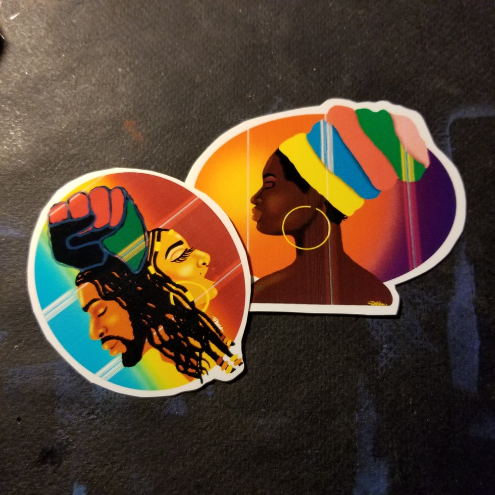 Image of Power sticker pack
