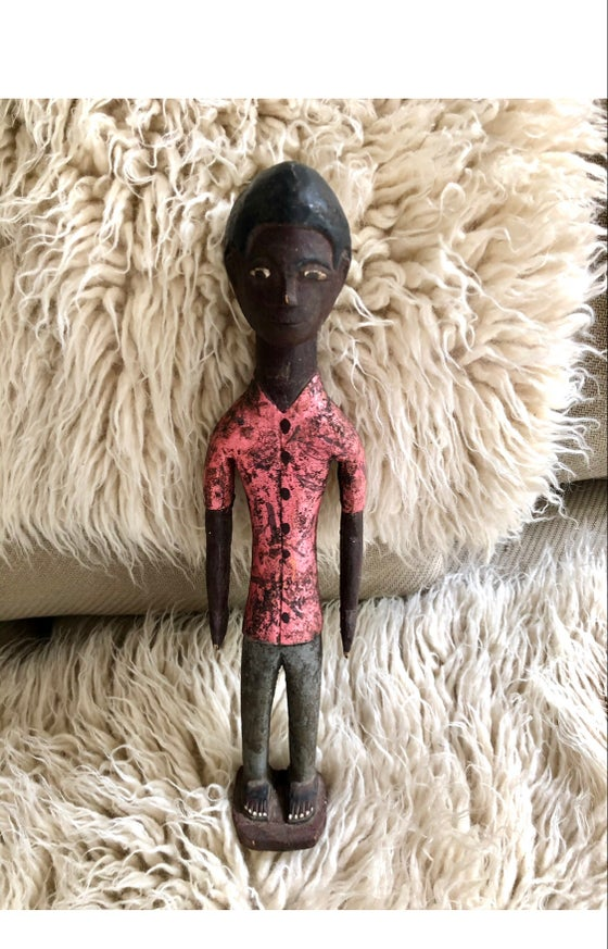 Image of Statuette bois
