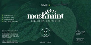 Image of MASK MINT REFRESHER SPRAY