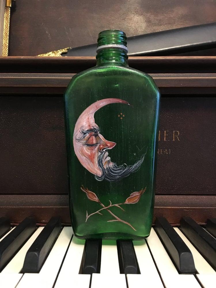 Image of Moon Man Vintage Bottle