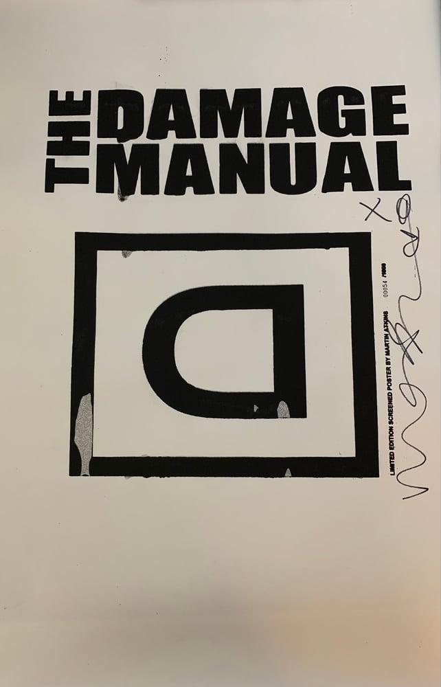 Image of Damage Manual Poster #4