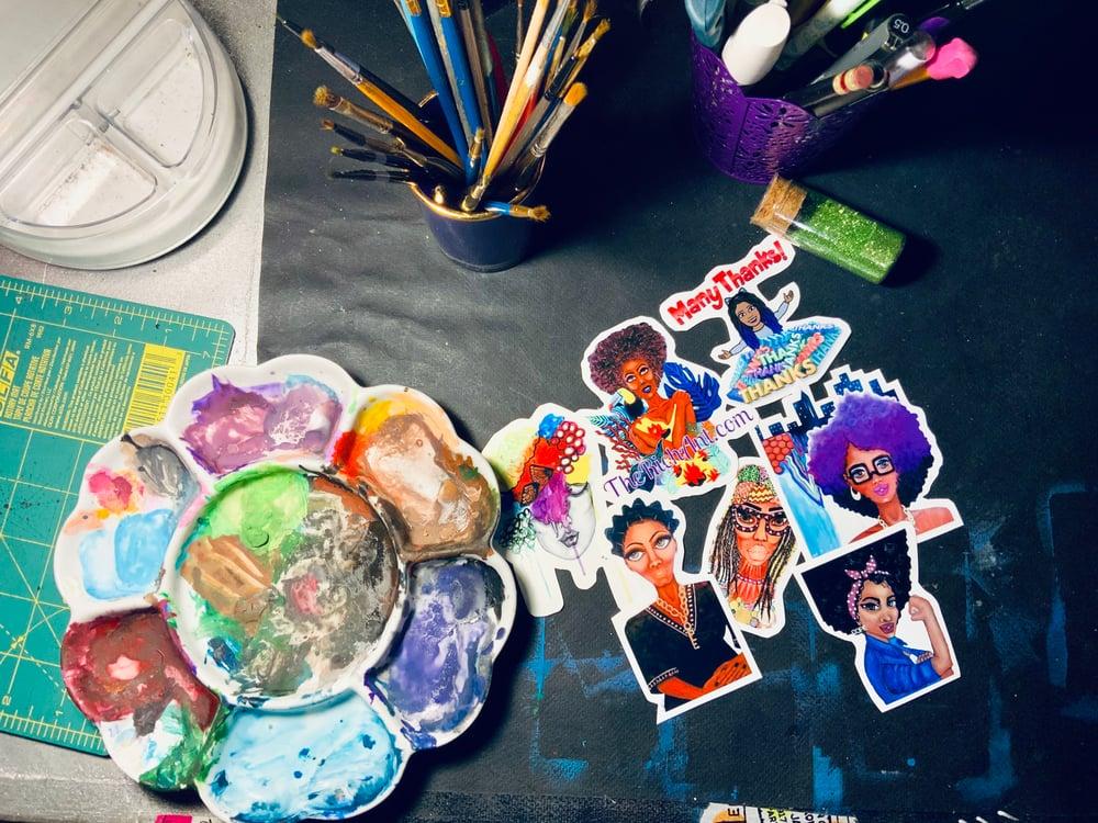 Image of Mega Sticker Pack