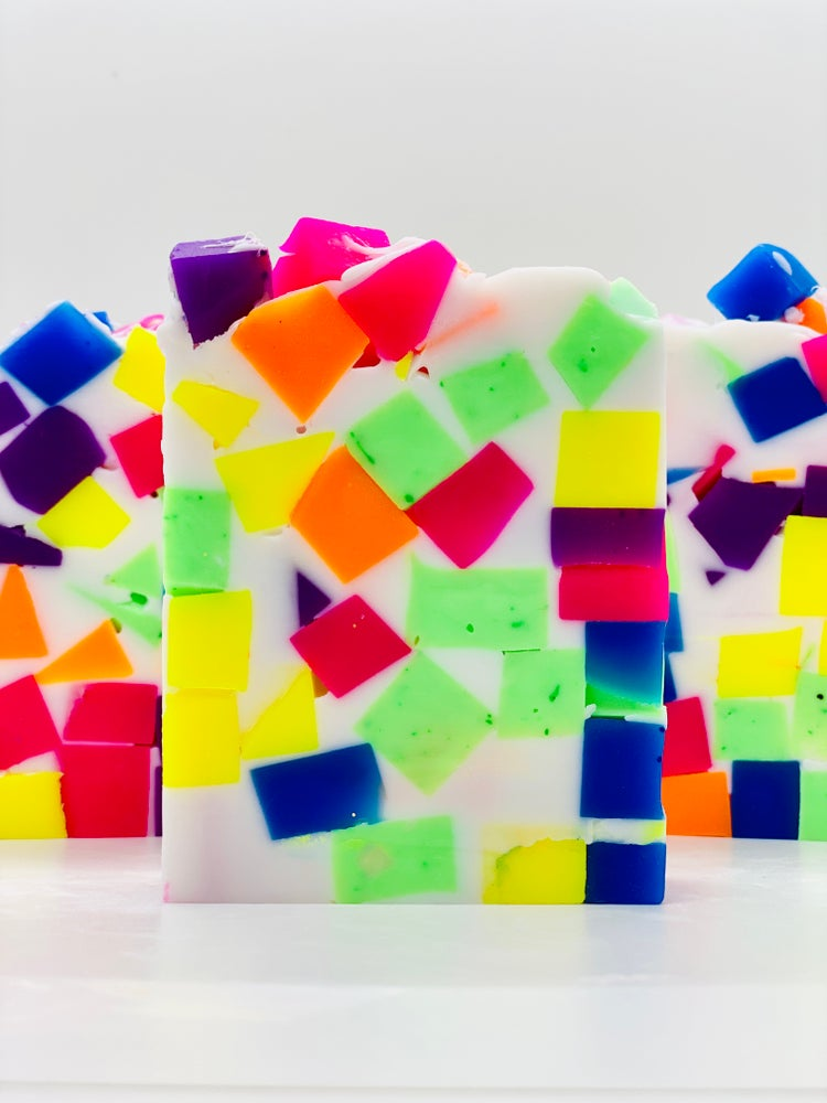 Image of Neon Belly Soap