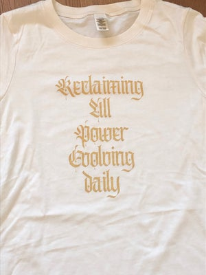 Image of Reclaiming All Power Tee