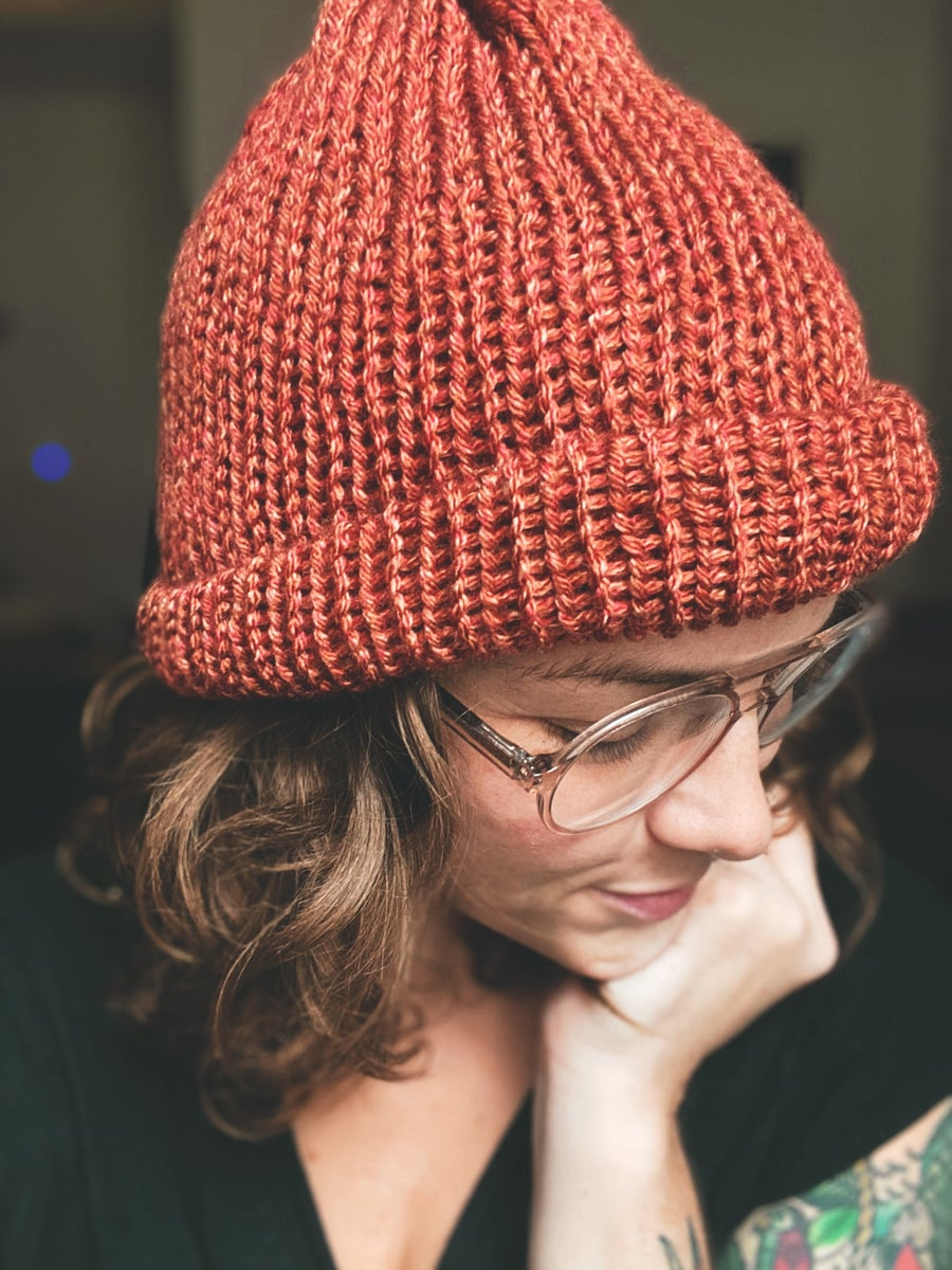 Image of The Simple Beanie