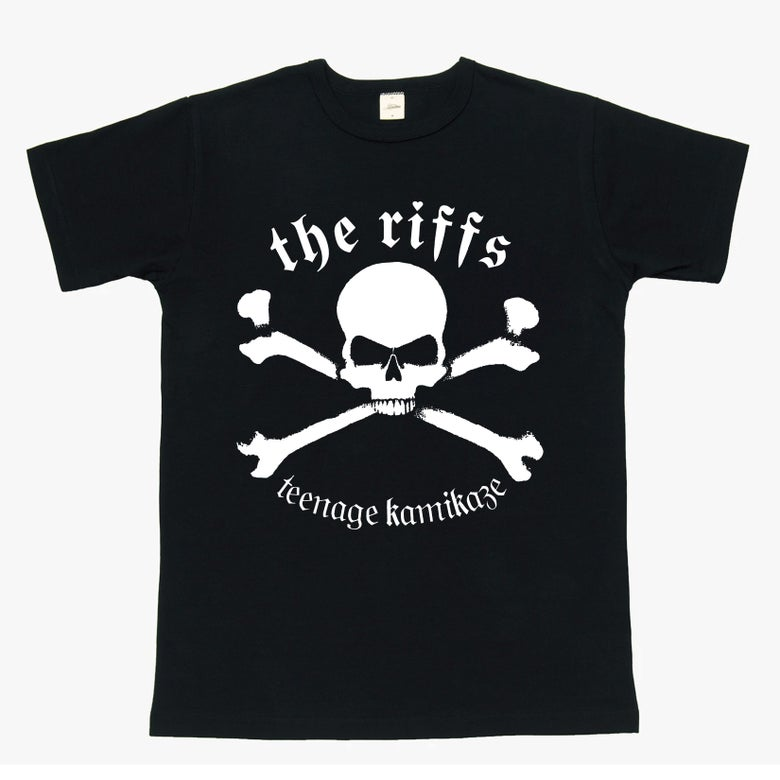 Image of RIFFS TEENAGE KAMIKAZE TEE