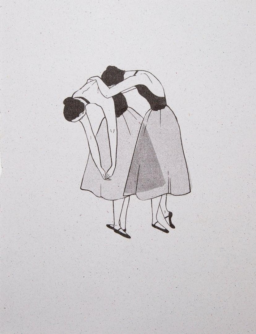 """Image of """"Tul Y Lycra"""" Melissa Zermeño"""