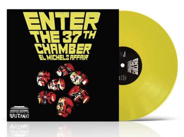 El Michels Affair - Enter the 37th Chamber (gold LP)