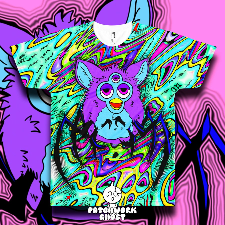 Image of Fever Dream All Over Print Shirt