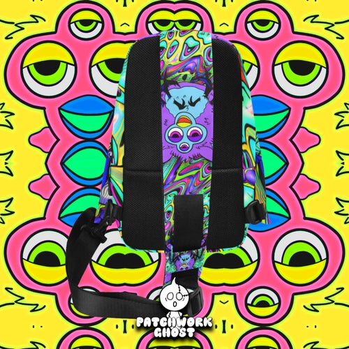 Image of Fever Dream All Over Print Chestbag