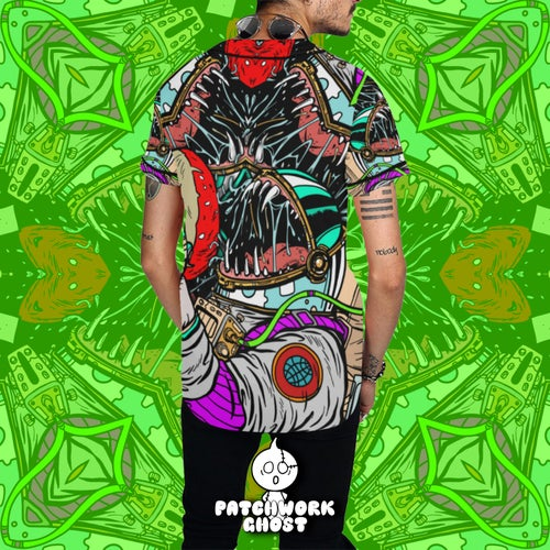 Image of Psychonaut All Over Print Jersey