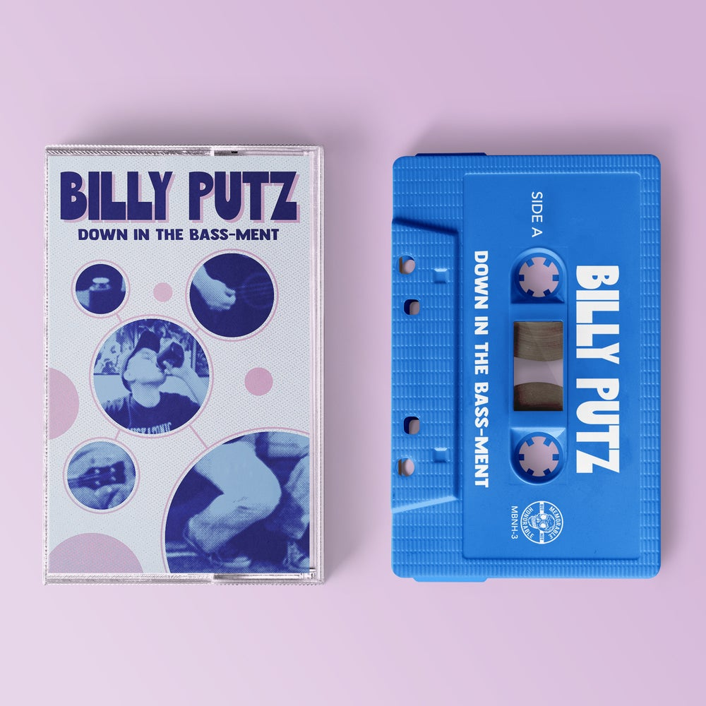Billy Putz - Down In The The Bass-Ment cassette