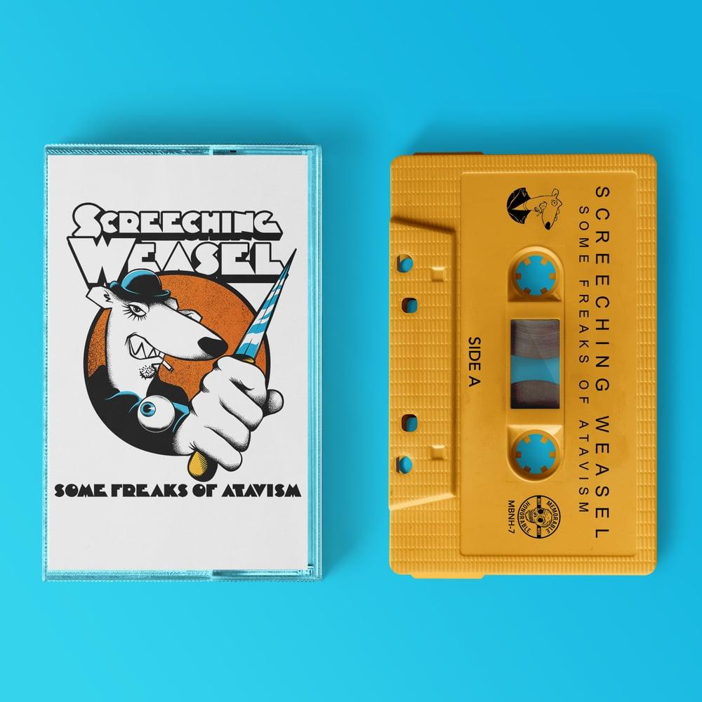 Screeching Weasel - Some Freaks Of Atavism