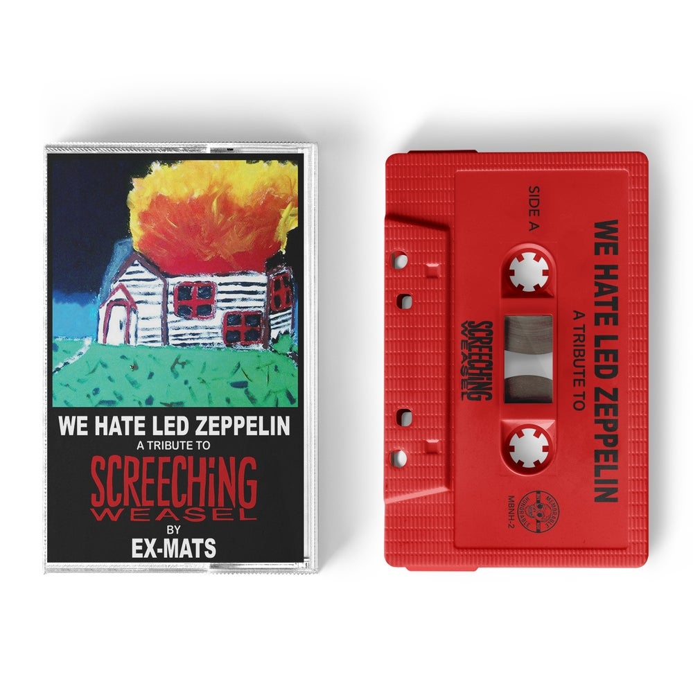 We Hate Led Zeppelin - A Tribute to Screeching Weasel