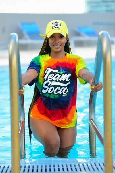 Image of Team Soca Tie Dye T-Shirt