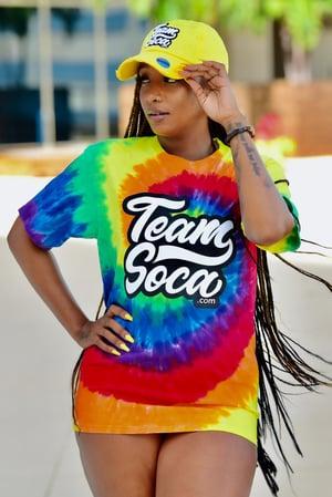 Image of Team Soca Tie Dye T-Shirt