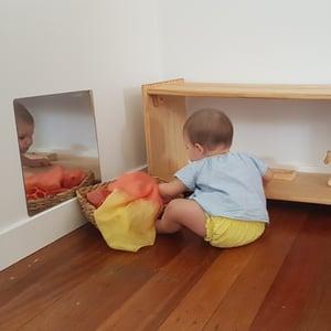 Image of Montessori Infant Shelf