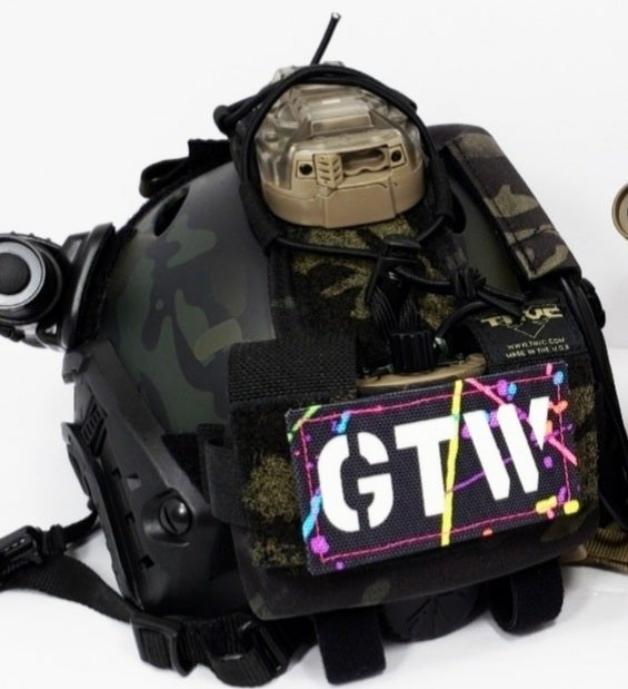 Image of GTW splatter laser gitd