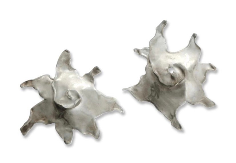 Image of Sun Silver Studs