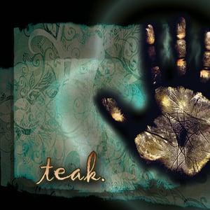 Image of Teak - CD