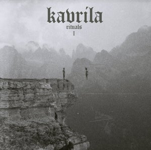 "Image of KAVRILA ""rituals I"" LP"