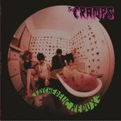 Image of SOLD OUT LP. The Cramps : Psychedelic Redux.  Ultra Limited Edition.