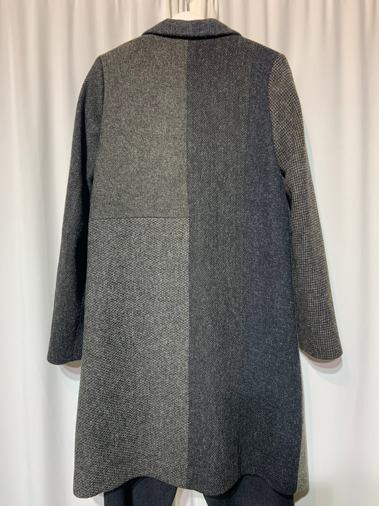 Image of NygardsAnna Harris Tweed Coat