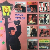 Image of LP. Vince Taylor : The Real Deal.