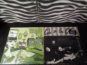 Image of BUNDLE OFFER.  2 X LP. Girls In The Garage : Vol 7 + Vol 8