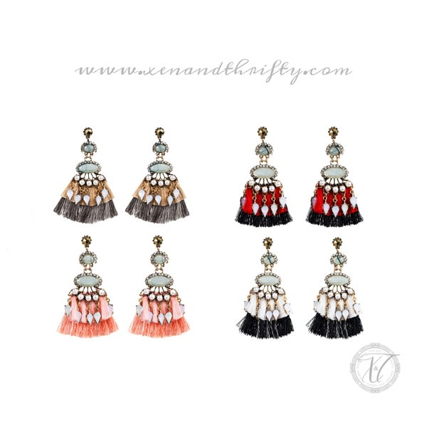 Image of Mulan Earring