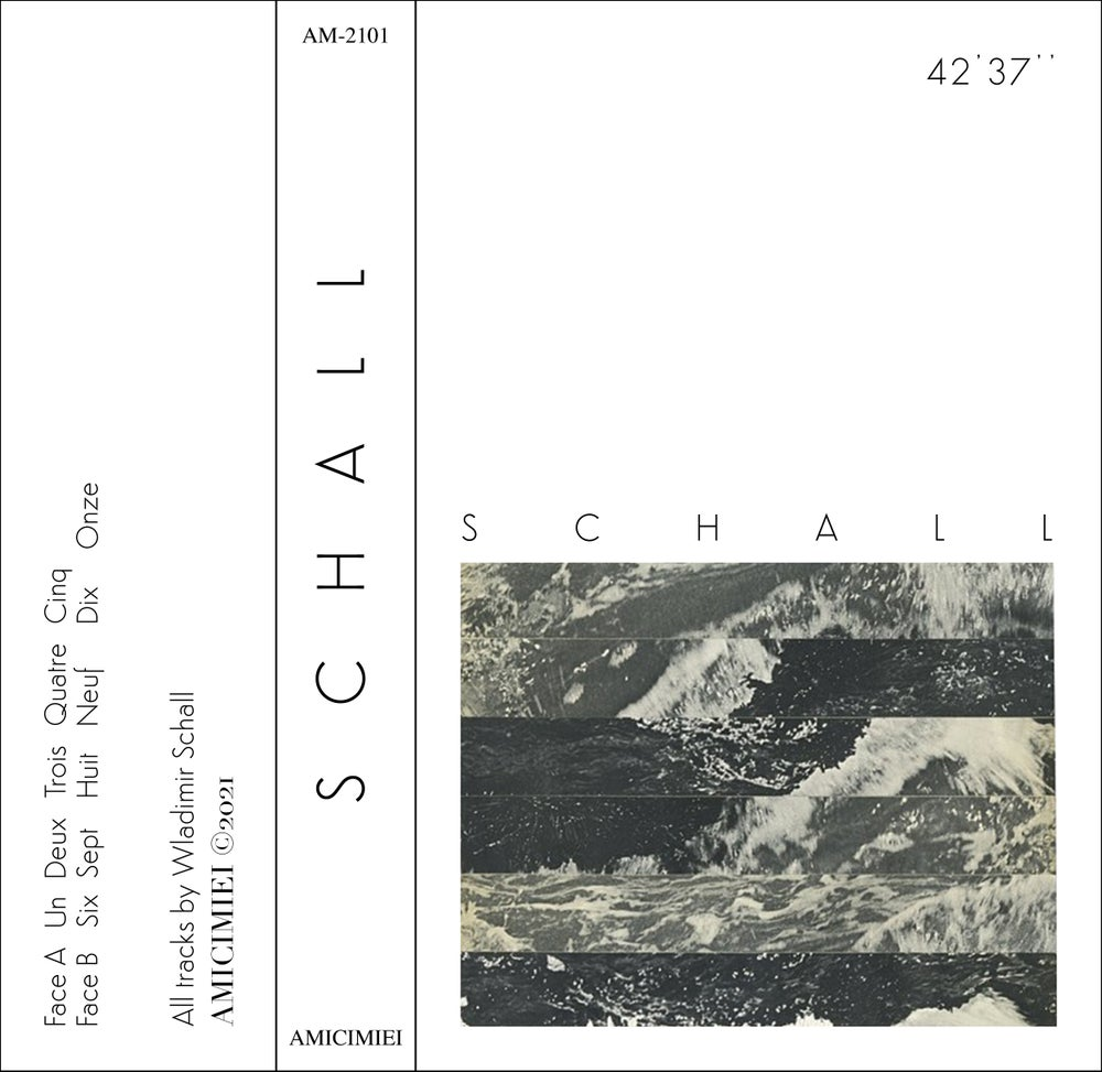 Image of Wladimir Schall - 42'37'' | Limited Cassette