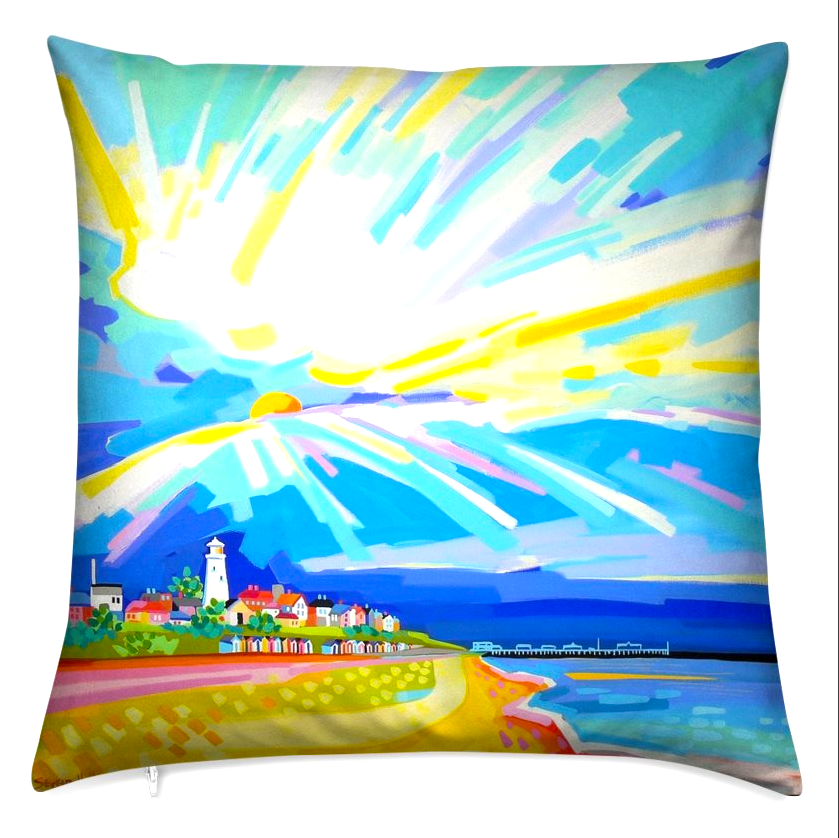 Sunburst Cushion