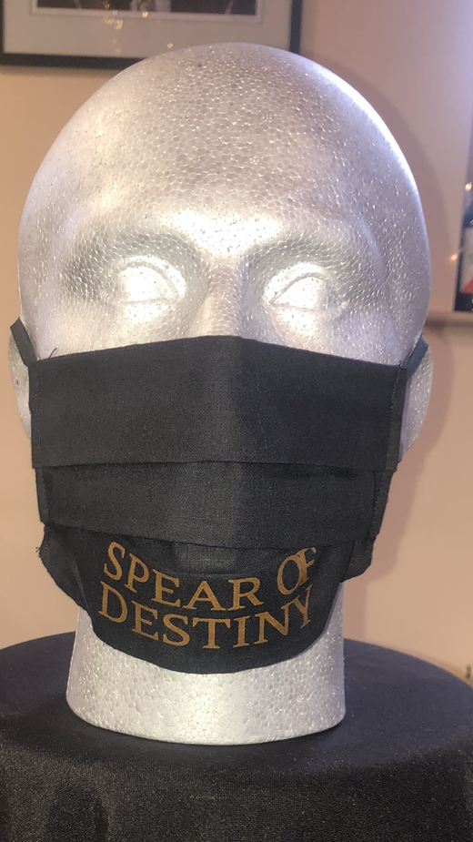 New Style SPEAR of DESTINY Face Mask