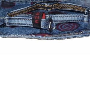"""Image of RZN by RB """"Oceans Loop"""" 1/1 belt loop choker necklace"""