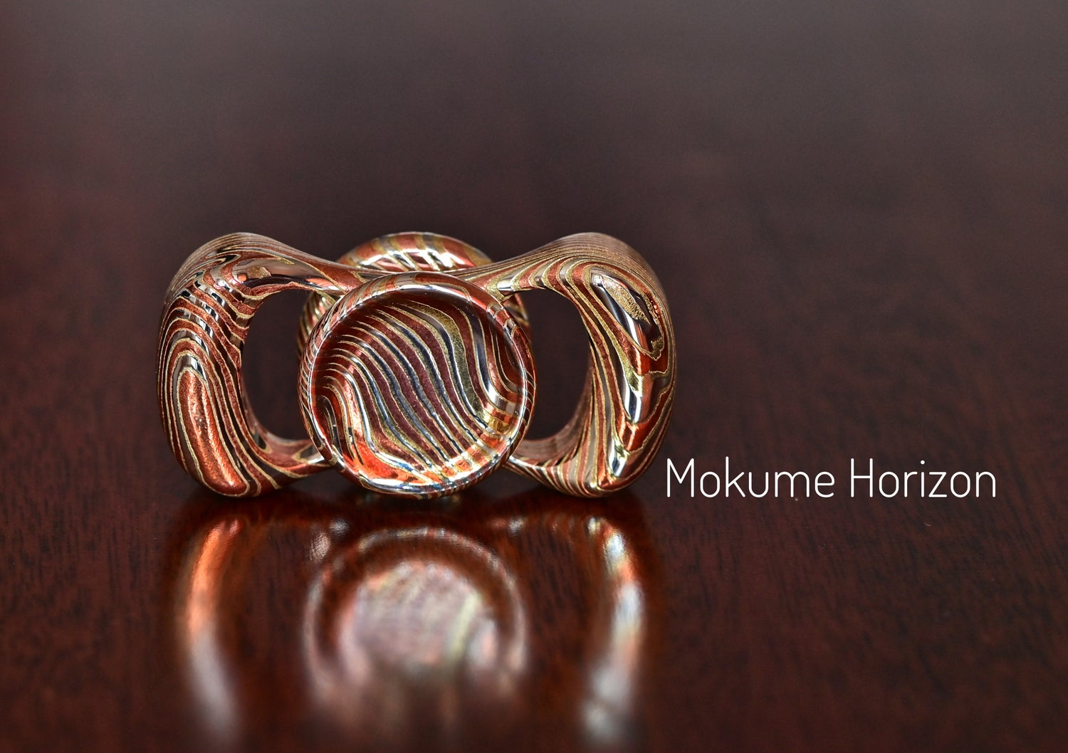 Image of Mokume horizon spinner and R188 bearing tool drop time 15th January 8:00pm EST