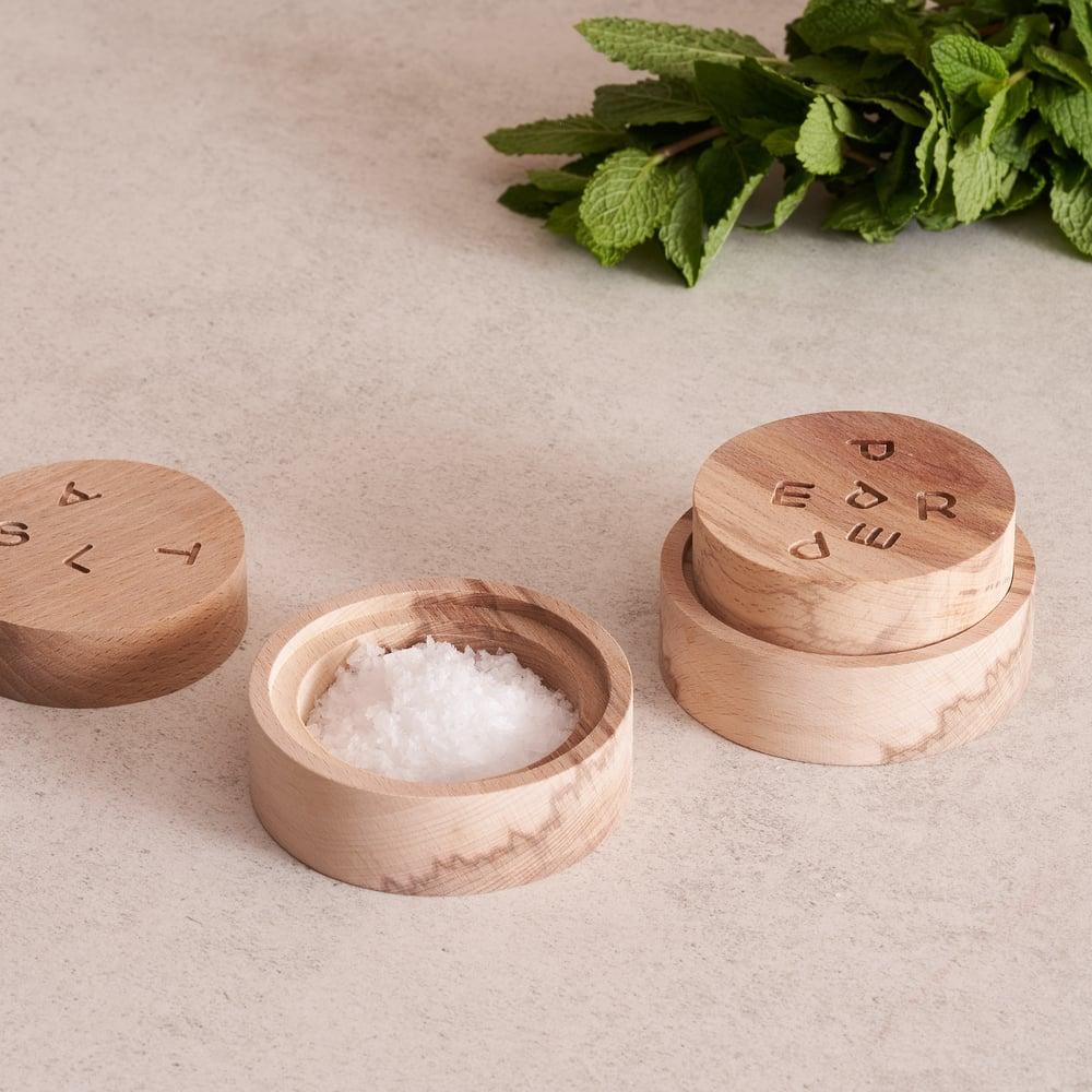 Image of Salt and Pepper Pots