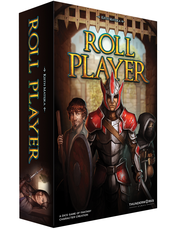 Image of Roll Player Game