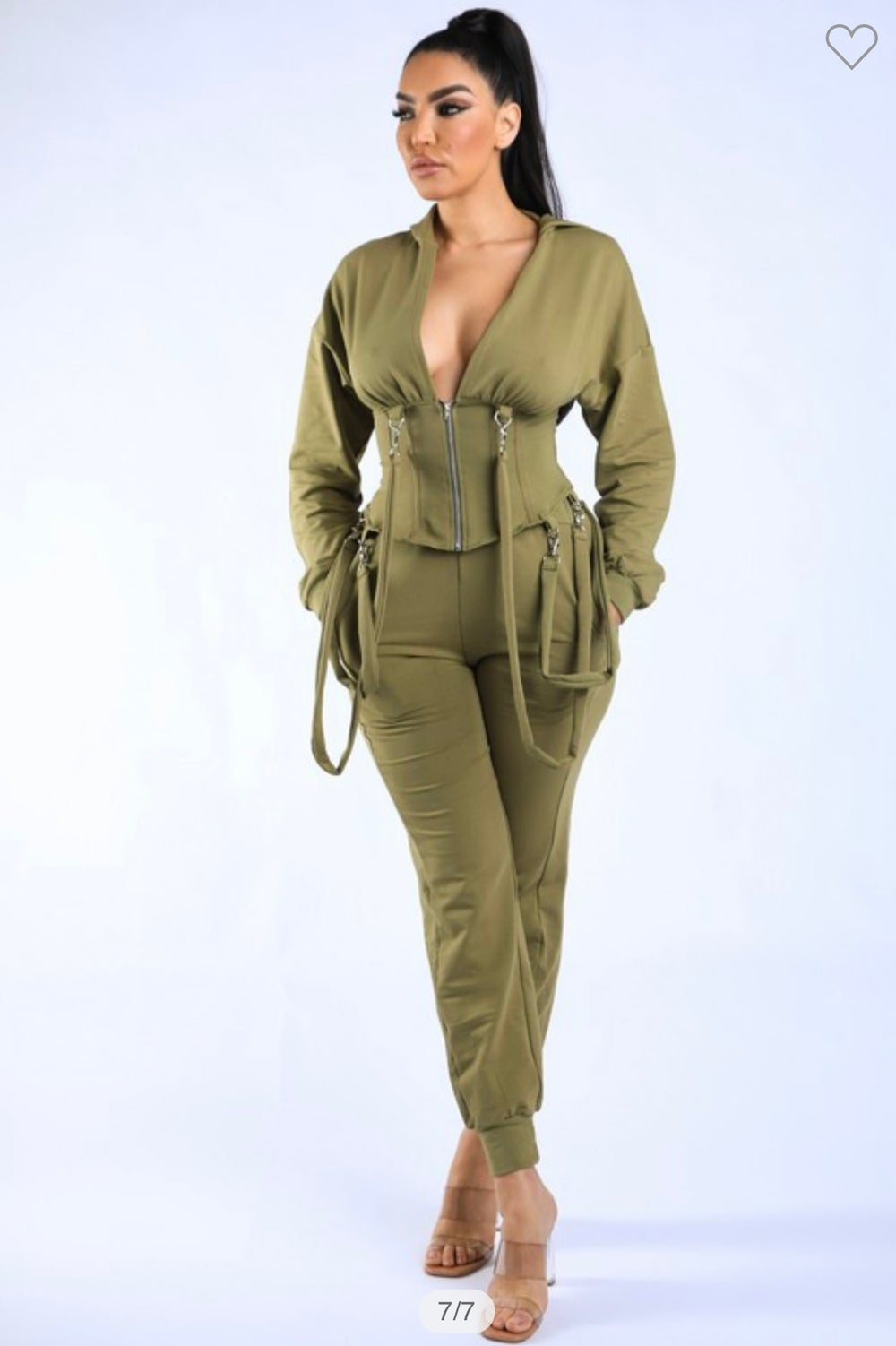 "Image of ""Come Over"" sweat suit"